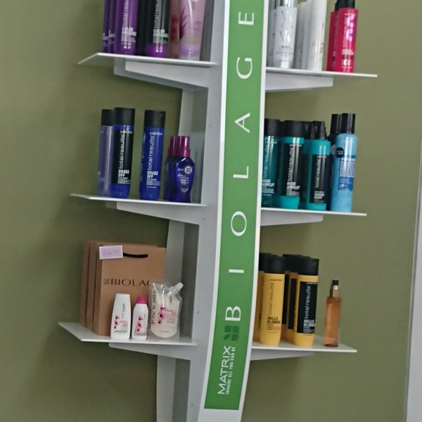 cherry boutique hitchin hair salon products biolage matrix